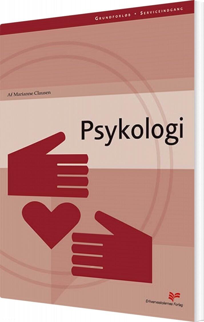 Image of   Psykologi - Marianne Clausen - Bog