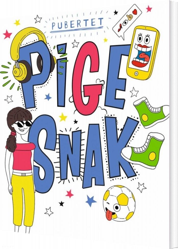 bøger om pubertet