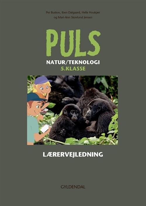 Image of   Puls 5. Klasse, Lærervejledning - Mari-ann Skovlund Jensen - Bog