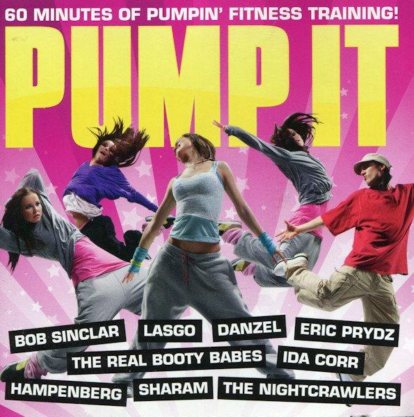 Image of   Pump It - CD