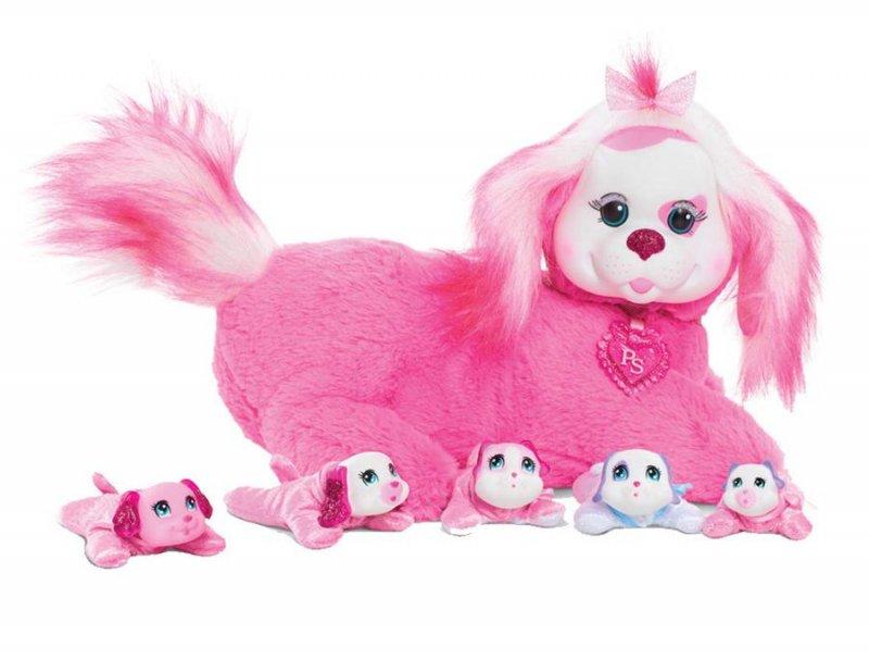 Puppy Surprise - Hundebamse - Polly Og Hendes Hvalpe