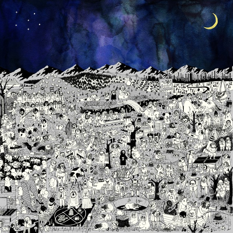 Father John Misty - Pure Comedy - CD