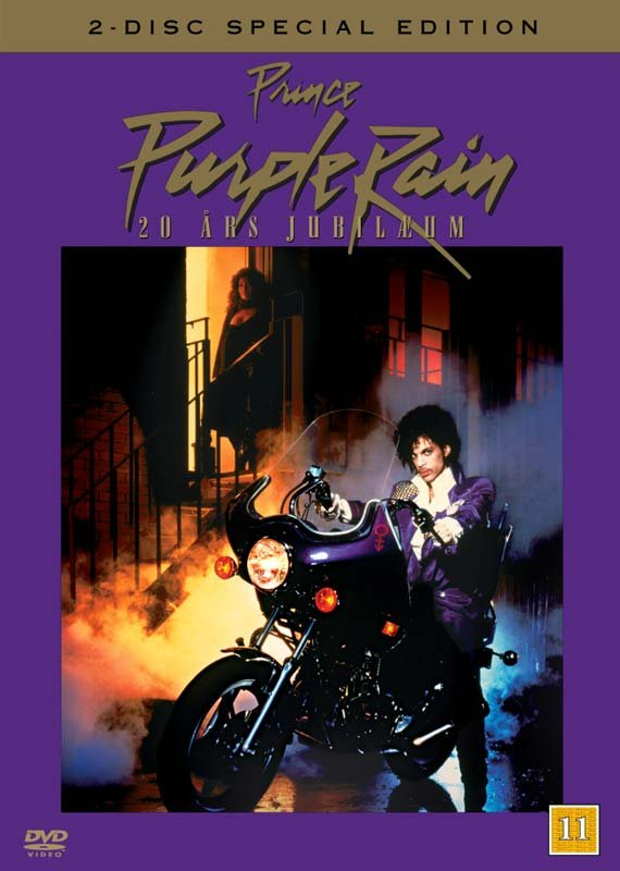 Image of   Purple Rain - Special Edition - DVD - Film