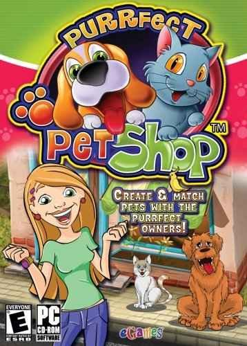 Image of   Purrfect Pet Shop - PC