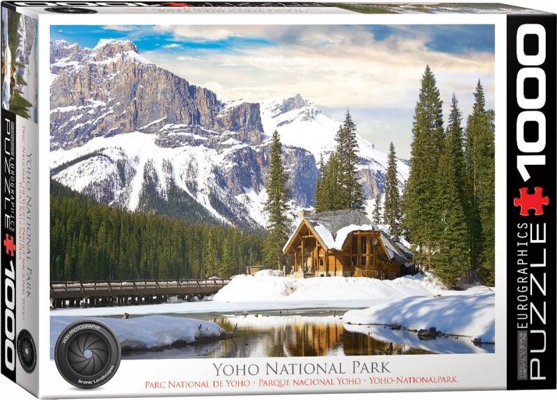 Billede af Puslespil Med 1000 Brikker - Yoyo National Park