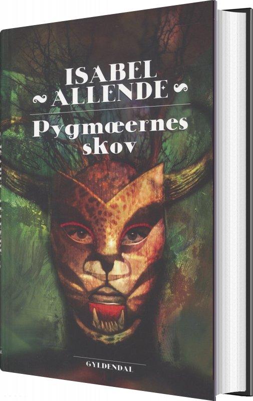 Pygmæernes Skov - Isabel Allende - Bog