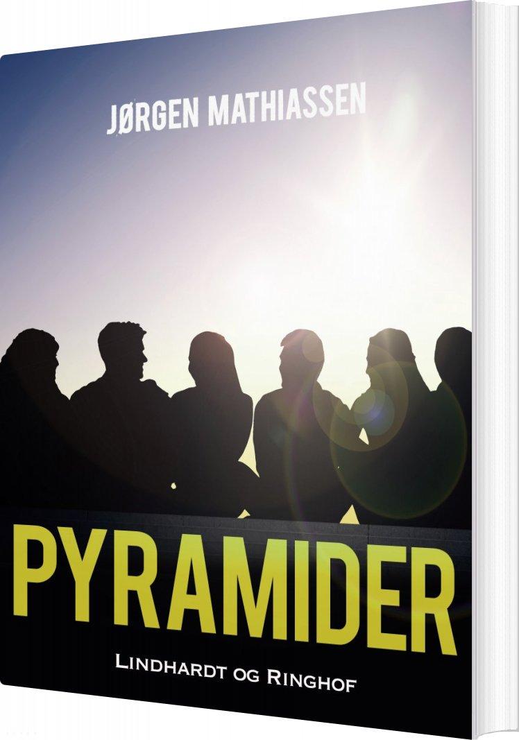 Pyramider - Jørgen Mathiassen - Bog