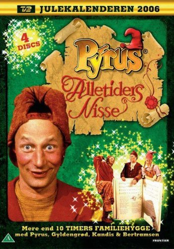 Pyrus Alletiders Nisse - Tv2 Julekalender - DVD - Tv-serie