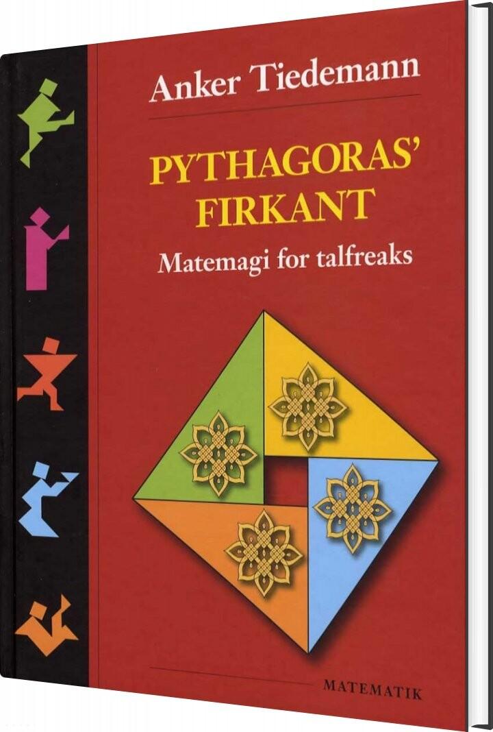 Image of   Pythagoras Firkant - Anker Tiedemann - Bog