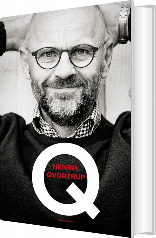 Image of   Q - Henrik Qvortrup - Bog