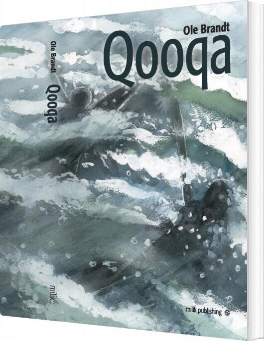 Image of   Qooqa - Ole Brandt - Bog