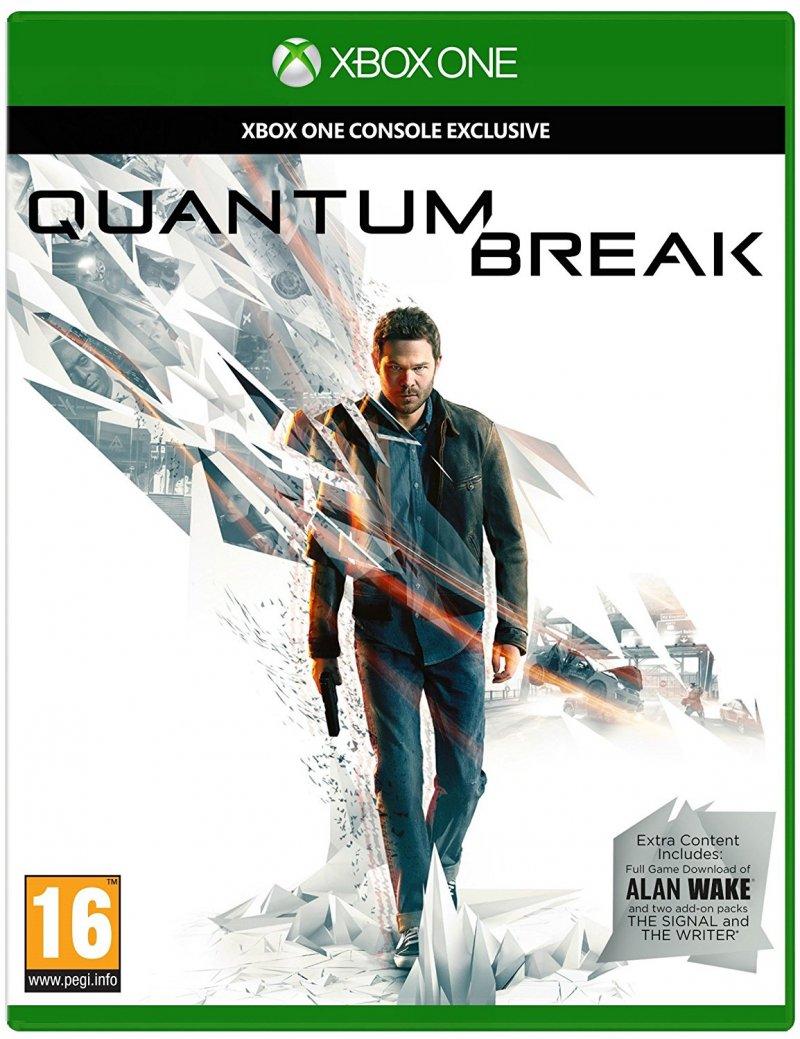 Image of   Quantum Break /xbox One - Xbox One