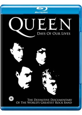 Image of   Queen - Days Of Our Lives - Blu-Ray
