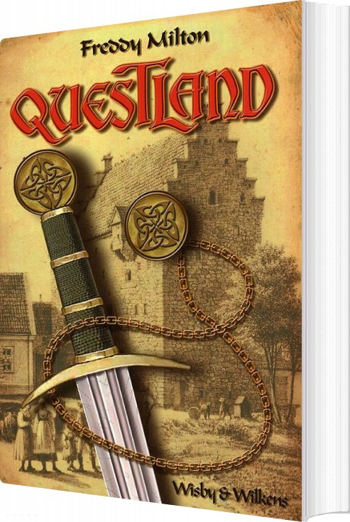 Image of   Questland - Freddy Milton - Bog