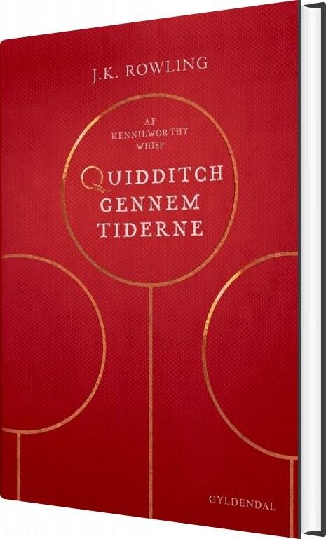 Quidditch Gennem Tiderne - J. K. Rowling - Bog