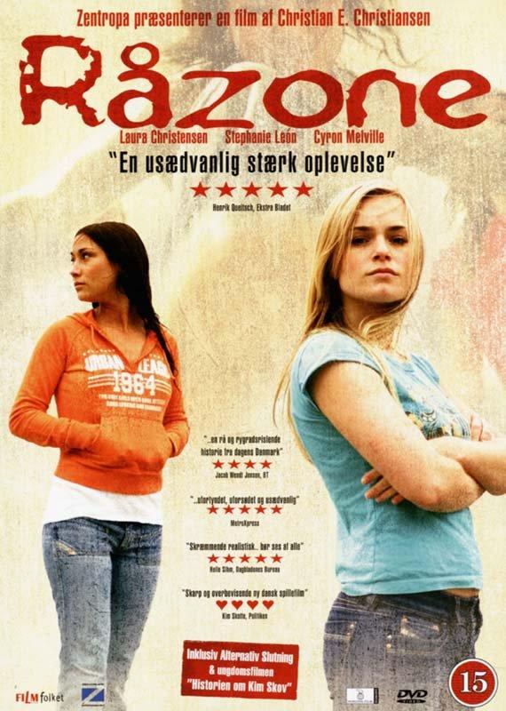Råzone - DVD - Film
