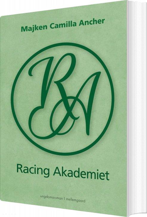 Racing Akademiet - Majken Camilla Ancher - Bog