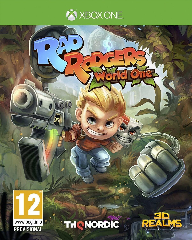 Image of   Rad Rodgers - Xbox One