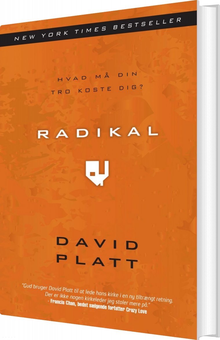 Image of   Radikal - David Platt - Bog