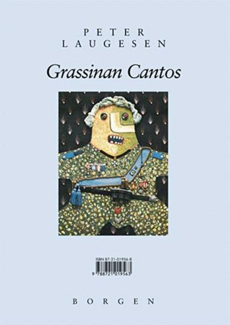 Image of   Radio Fiesole Grassinan Cantos - Peter Laugesen - Bog