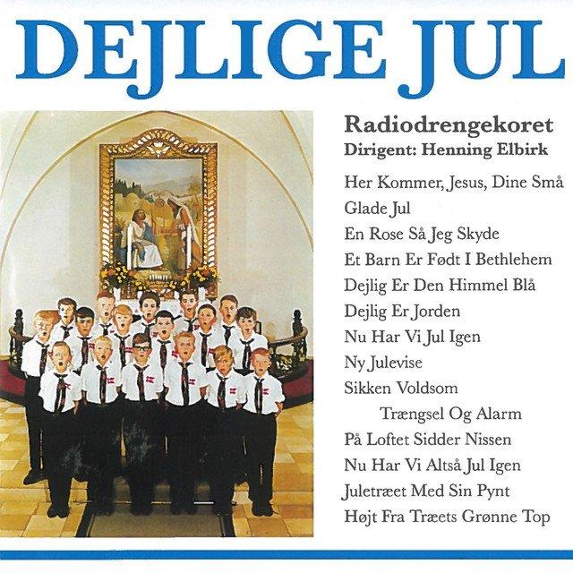 Radiodrengekoret - Dejlige Jul - CD