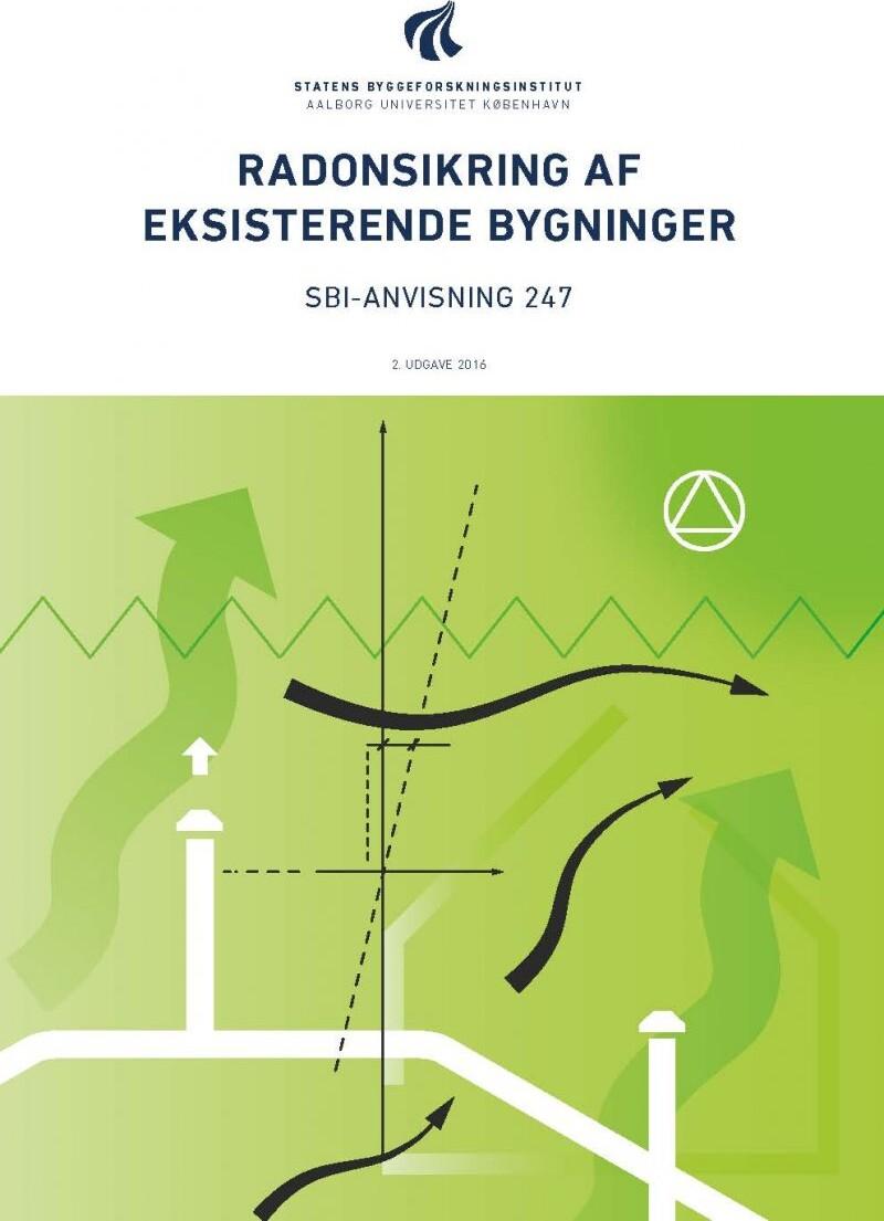Image of   Radonsikring Af Eksisterende Bygninger - Torben Valdbjørn Rasmussen - Bog