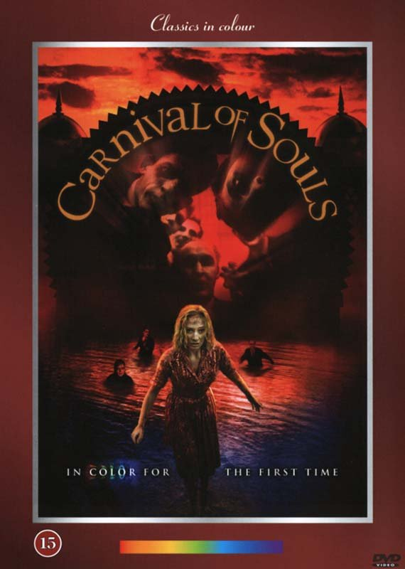Image of   Carnival Of Souls - DVD - Film