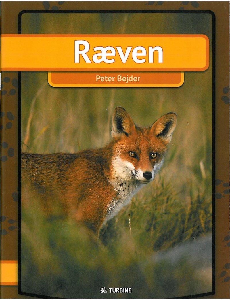 Ræven - Serien Min Første Bog - Peter Bejder - Bog