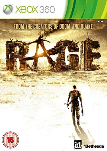 Image of   Rage - Xbox 360
