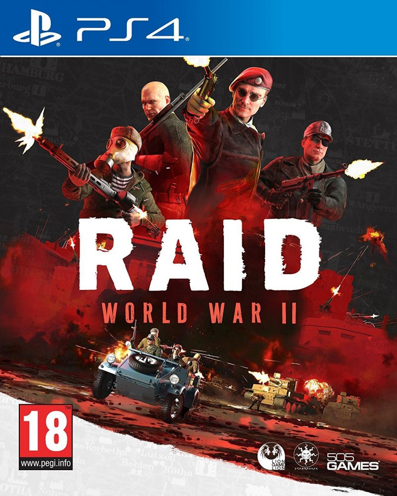 Raid: World War Ii (2) - PS4