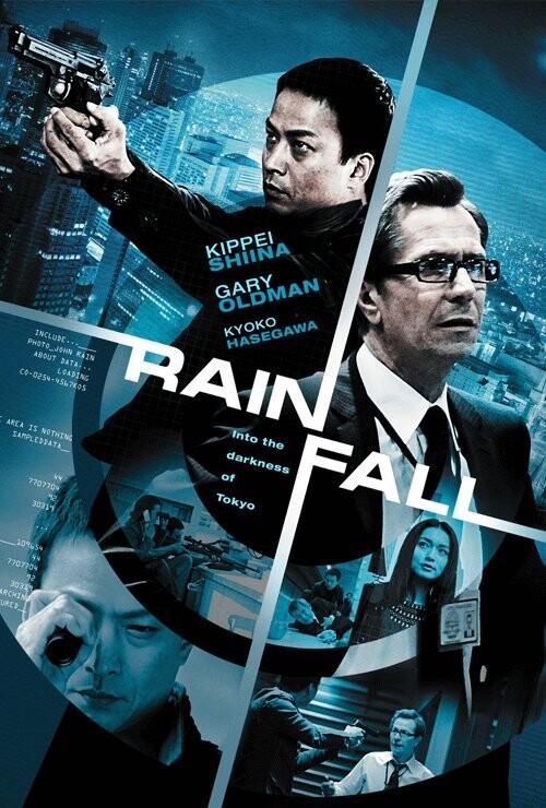 Billede af Rain Fall - DVD - Film