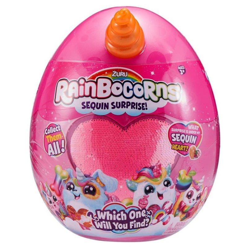 Rainbocorn - æg Med Enhjørning Bamse