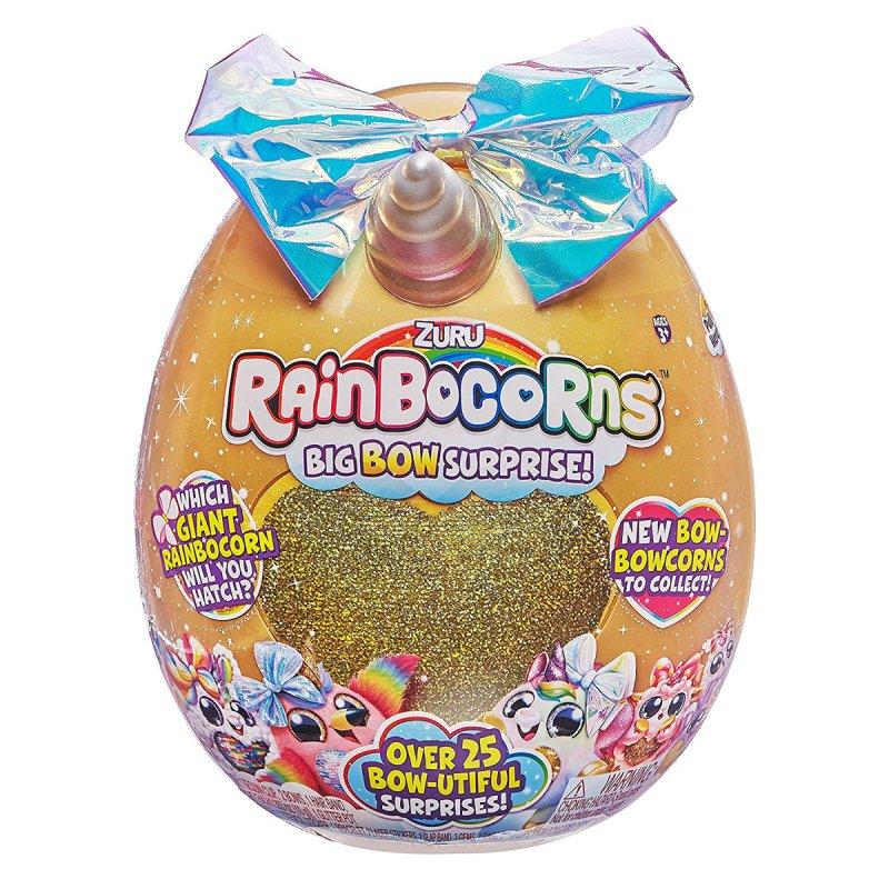 Rainbocorns Series 2 Bamse - Big Bow