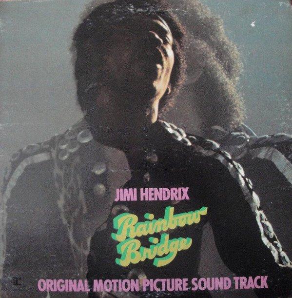 Image of   Jimi Hendrix - Rainbow Bridge Soundtrack - Vinyl / LP