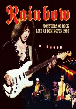 Rainbow Monsters Of Rock: Live At Donington - DVD - Film