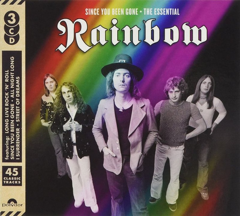 Image of   Rainbow - Since You Been Gone: The Essential - CD