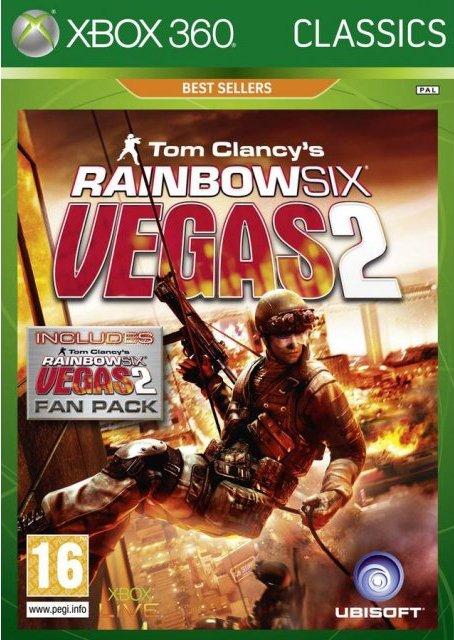Image of   Rainbow Six Vegas 2 Complete Edition Classics - Xbox 360
