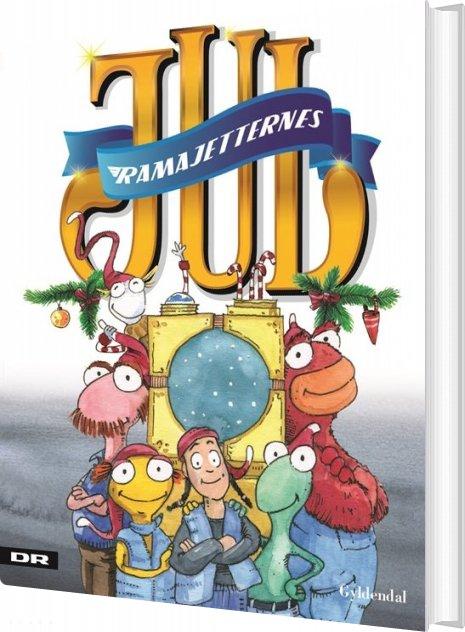 Ramajetternes Jul - Elisabeth Kiertzner - Bog