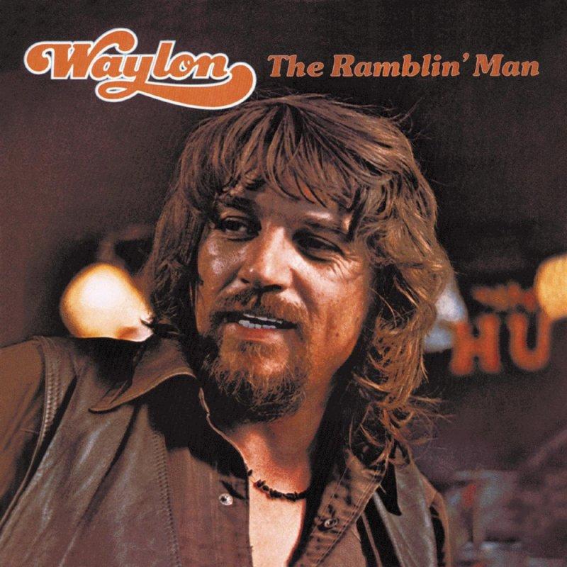 Image of   Waylon Jennings - Ramblin Man - Vinyl / LP