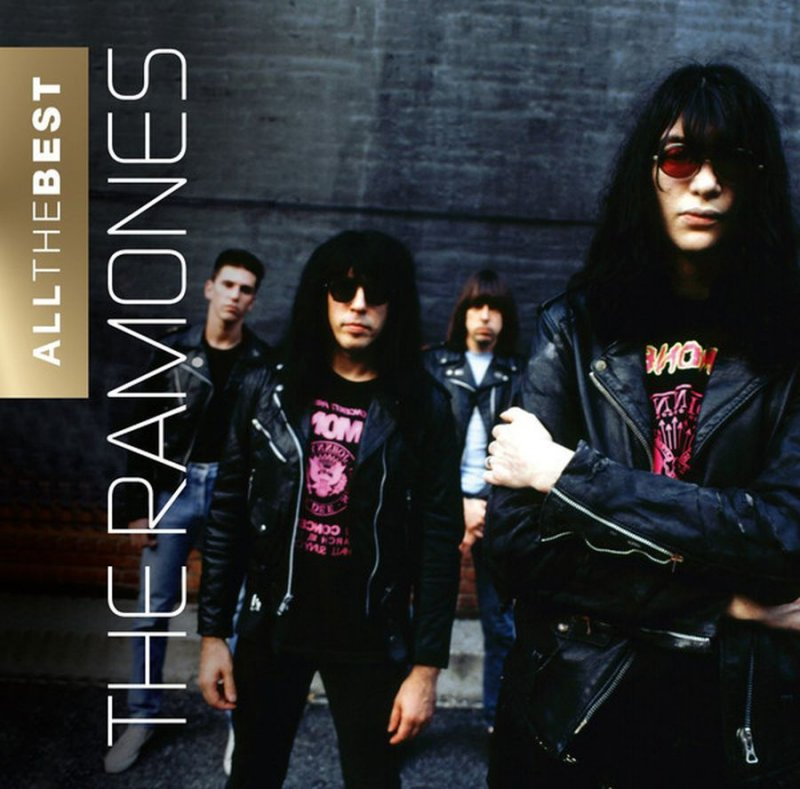 The Ramones - All The Best - CD