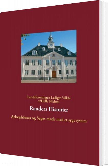 Image of   Randers Historier - Helle Nielsen - Bog