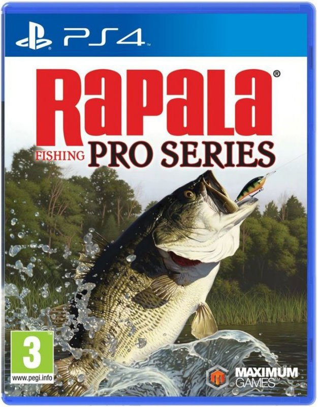 Rapala Fishing Pro Series - PS4