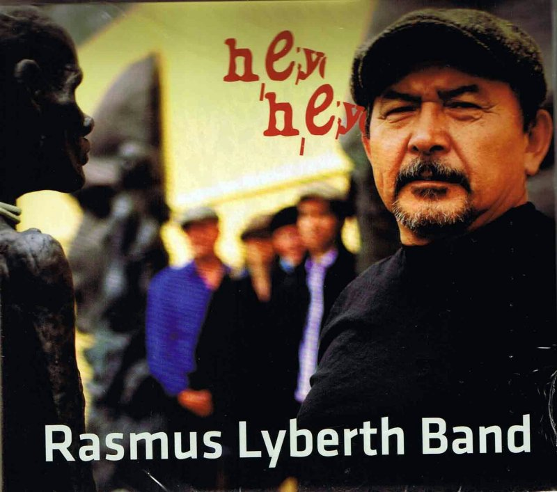 Image of   Rasmus Lyberth - Hey Hey - CD