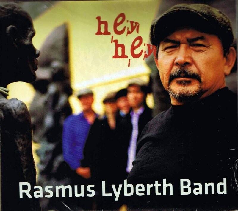 Image of   Rasmus Lyberth - Hey Hey - CD