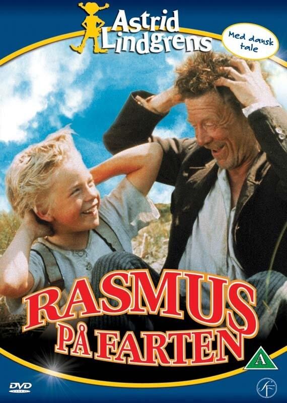 Billede af Rasmus På Farten - DVD - Film