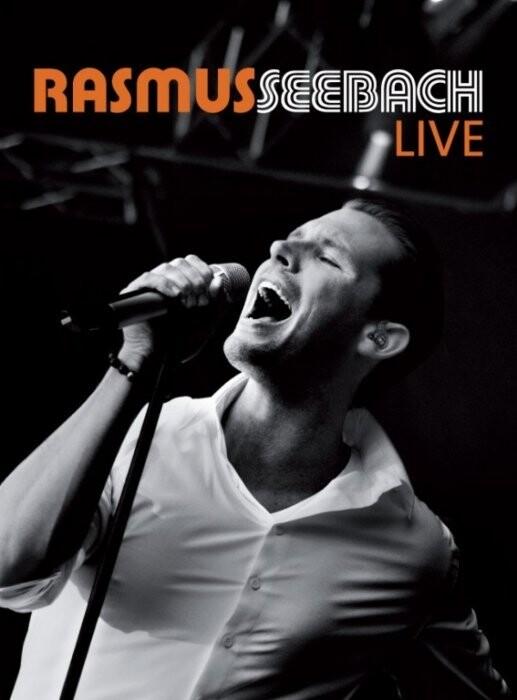 Billede af Rasmus Seebach Live (dvd+cd) - DVD - Film