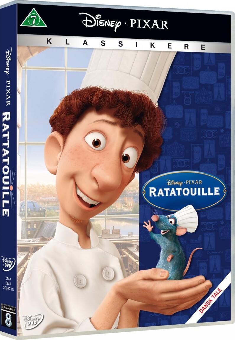 Billede af Ratatouille - Disney Pixar - DVD - Film