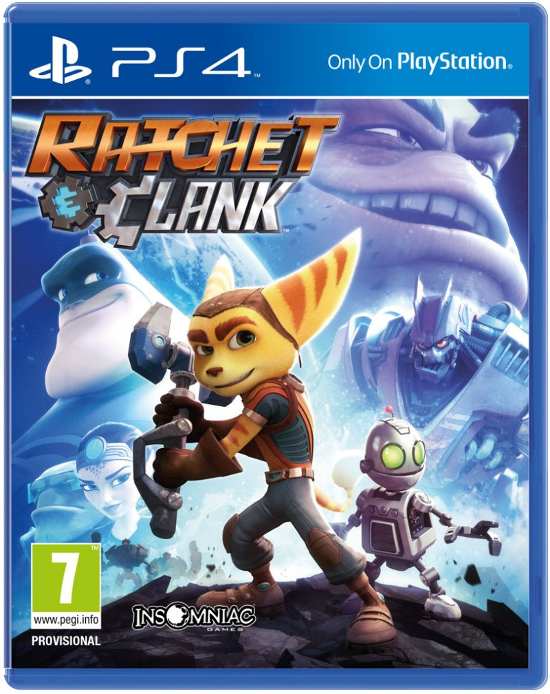 Image of   Ratchet & Clank - Nordisk - PS4