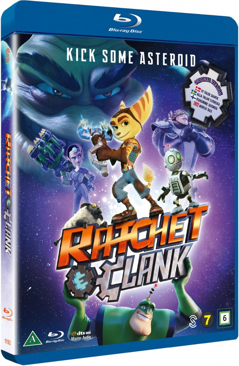 Image of   Ratchet And Clank - Blu-Ray