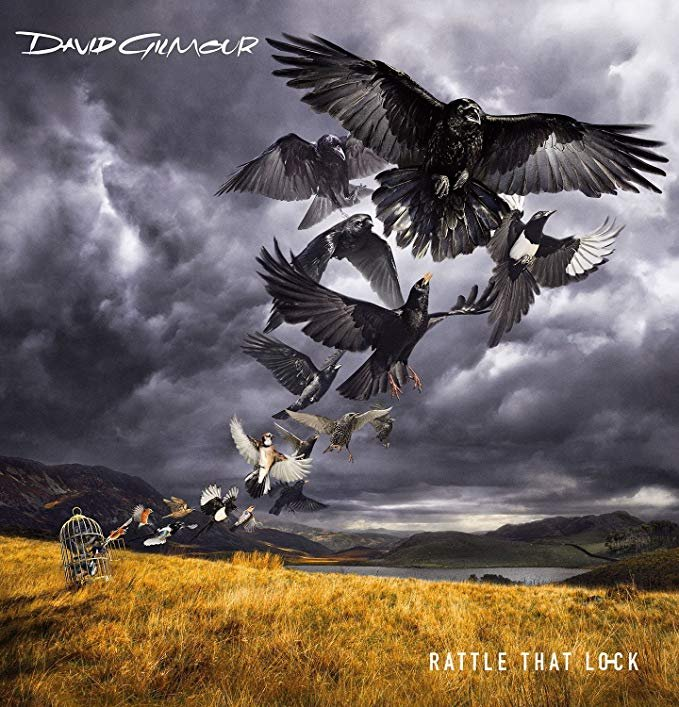 Image of   David Gilmour - Rattle That Lock (deluxe Edition) - CD